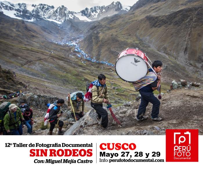EN CUSCO. El taller se desarrollará en: calle Yoque Yupanqui 201 Wanchaq, Cusco. Altura de la cuadra 10 de Av .de los Incas y de la puerta principal de la UNSAAC.